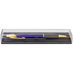Narrow Plastic Pen Case