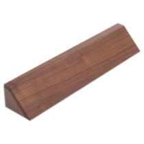 12 1/2 Genuine Walnut Desk Wedge