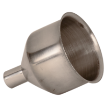 Metal Funnel for Filling Flasks