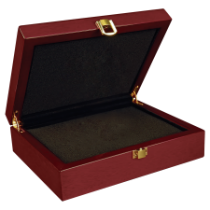 Small Rosewood Piano Finish Gift Box