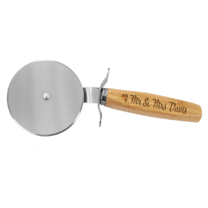 Bamboo Pizza Cutter