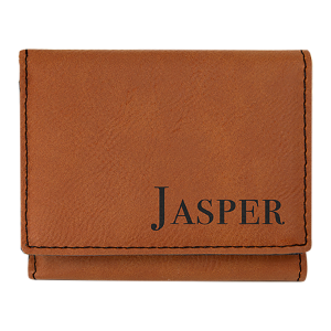 Rawhide Leatherette Trifold Wallet