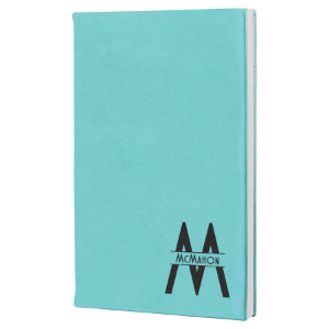Teal Leatherette Journal