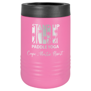 Pink Polar Camel Insulated Beverage Holder