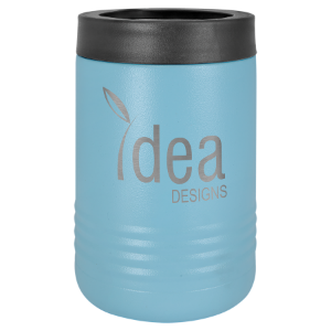 Light Blue Polar Camel Insulated Beverage Holder