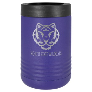 Purple Polar Camel Insulated Beverage Holder