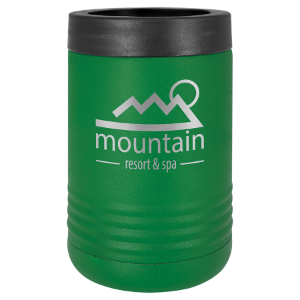 Green Polar Camel Insulated Beverage Holder
