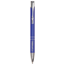 Gloss Blue Ballpoint Pen