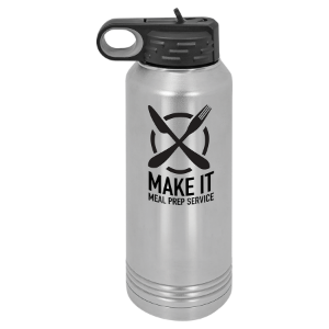 Stainless Steel 32 oz. Polar Camel Water Bottle