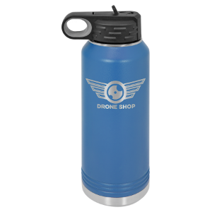 Blue 32 oz. Polar Camel Water Bottle