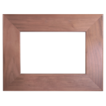 4 x 6 Genuine Walnut Picture Frame
