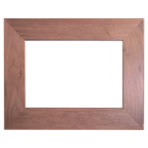 5 x 7 Genuine Walnut Picture Frame
