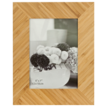 5 x 7 Bamboo Photo Frame