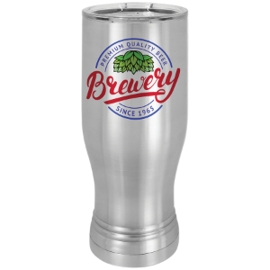 Sublimatable Stainless Steel 20 oz. Polar Camel Pilsner Tumbler