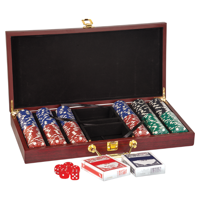 300 Chip Poker Set